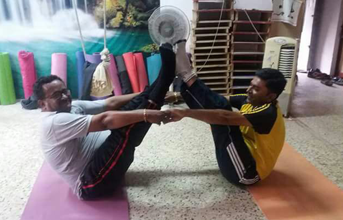 Devraj Yoga Classes Ghodasar