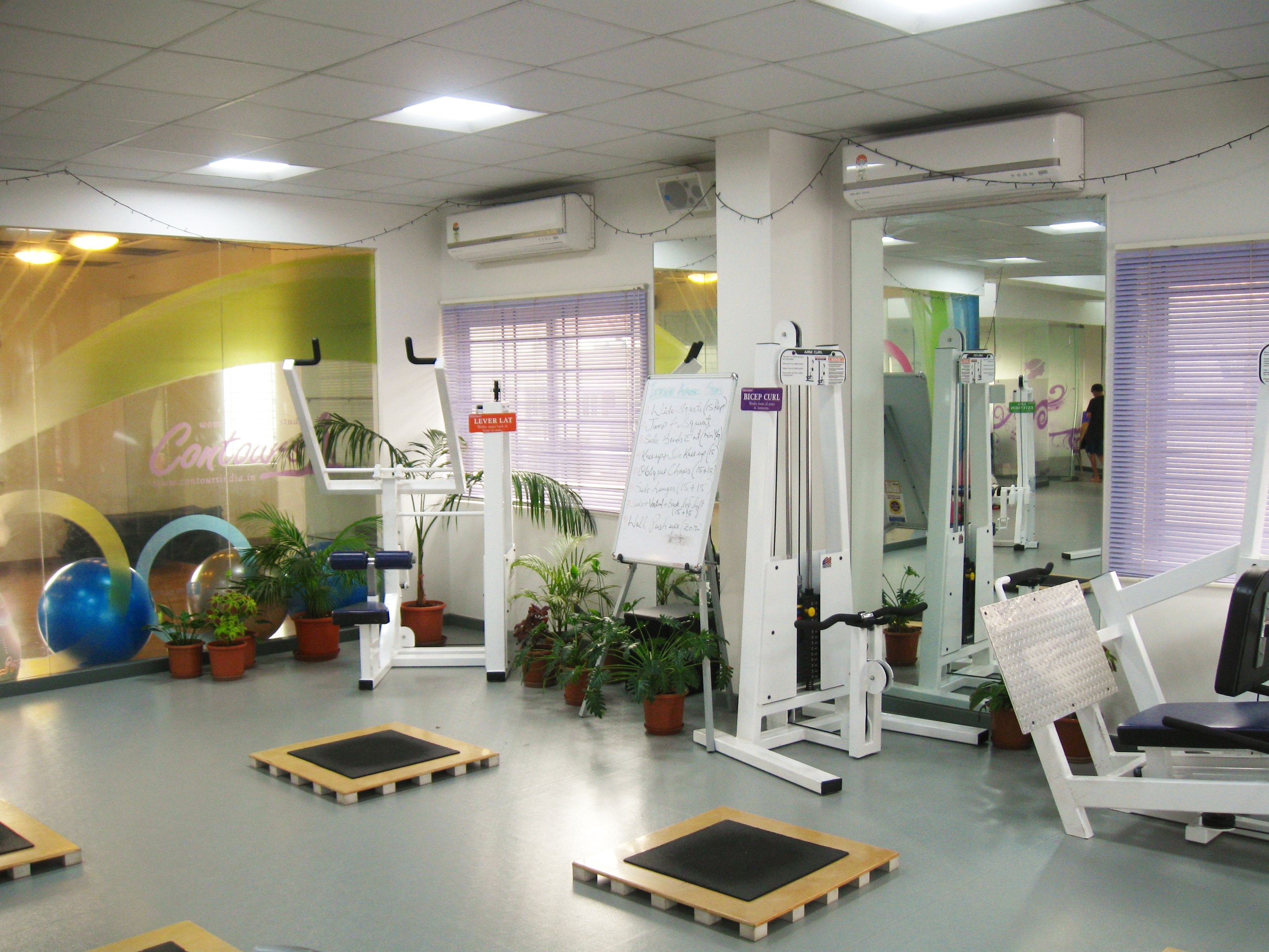 Contours Women's Fitness Studio Hsr Layout