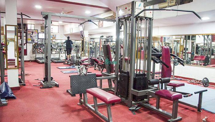 Muscle Buzz Gym Palam Vihar