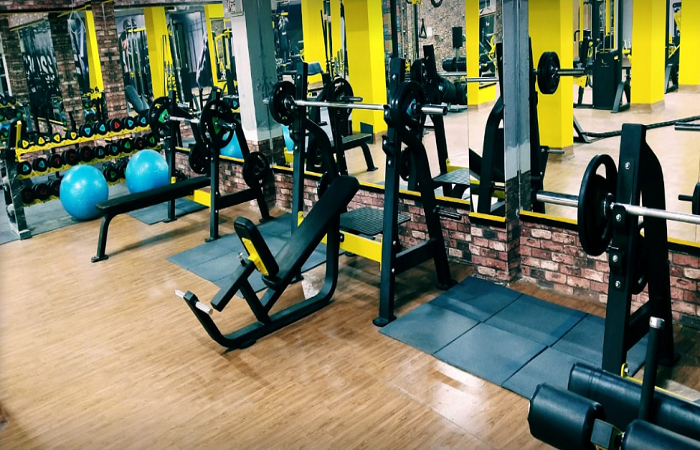 Dominate Fitness Club Sector 35 Noida