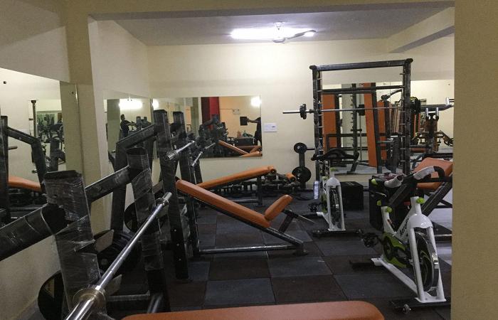 A Fitness Zone Kotla