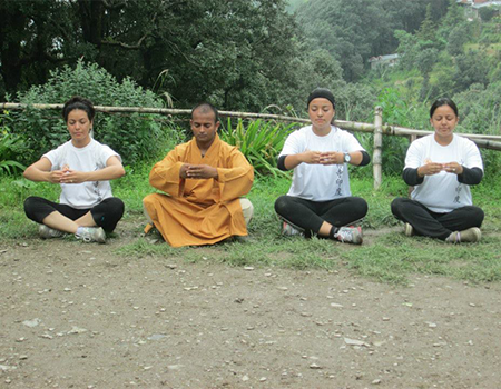 Shaolin Kung Fu India Sector 27 Noida