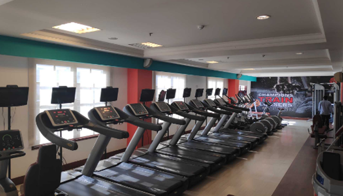 M P Fitness Dlf Phase 3