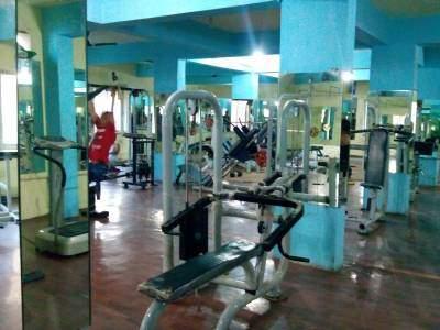 V 9 Health Club Rakhiyal