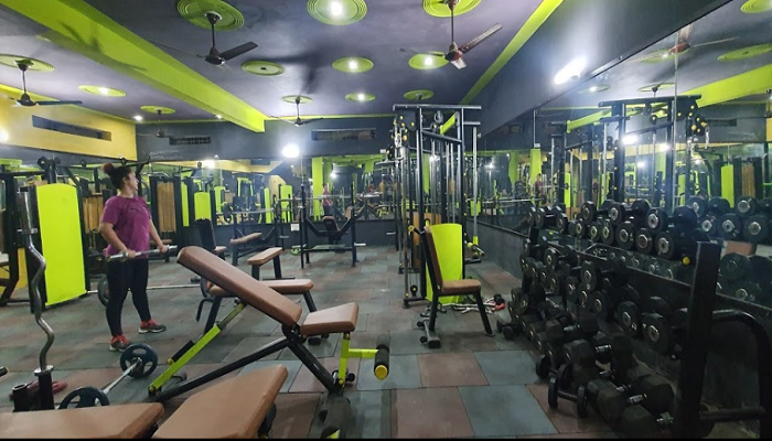 Fire Fitness Unisex Gym Sector 119 Noida