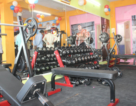 Tiger Gym Krushnagar