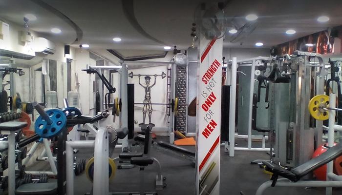 365 Days Fitness Studio Anna Nagar East