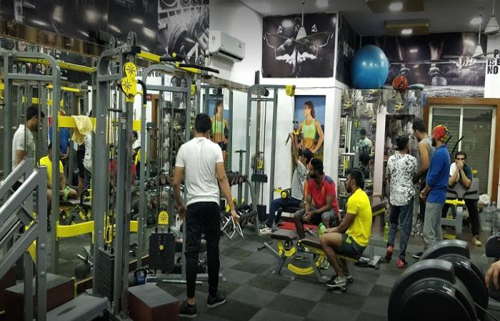 Ap Fitness Arena Kandivali East