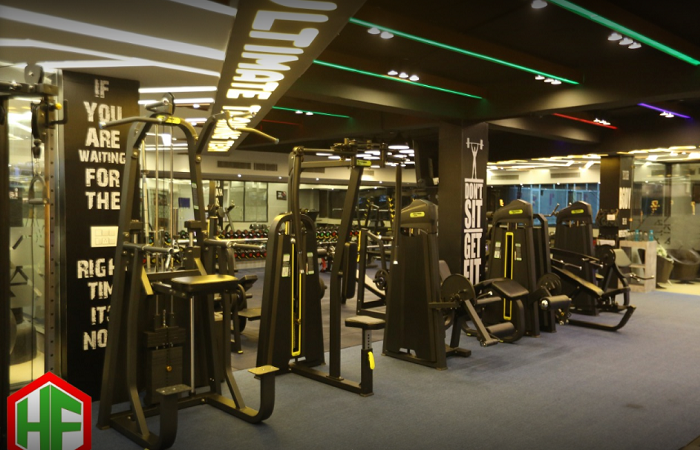 Human Fitness Sector 9d