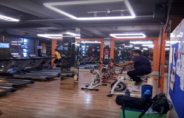 Fitnest Gym Patparganj