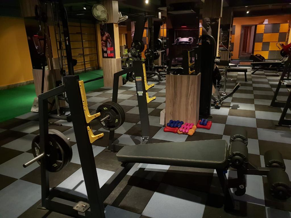 Core Gym Madhyamgram