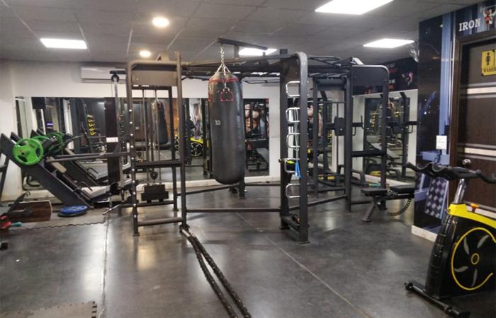 Iron Bar Fitness & Spa Pitampura