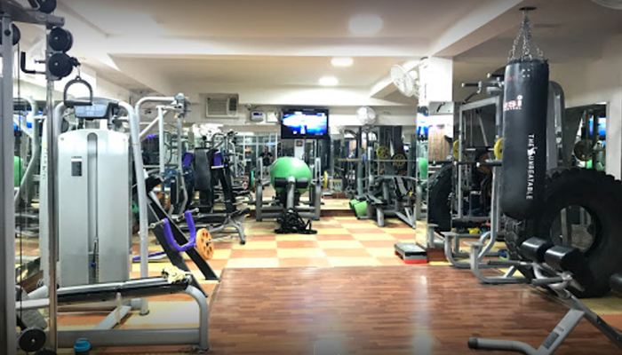 Xpose Fit Gym & Spa Sector 6 Dwarka