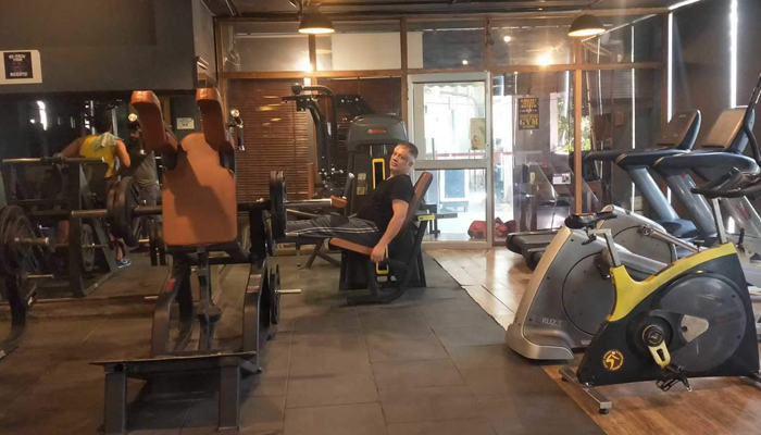 Reshape Gym East Of Kailash