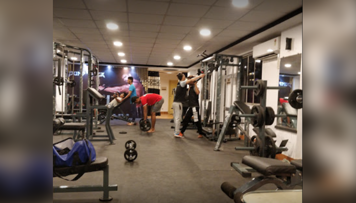 Pump & Flex Gym Mandaveli