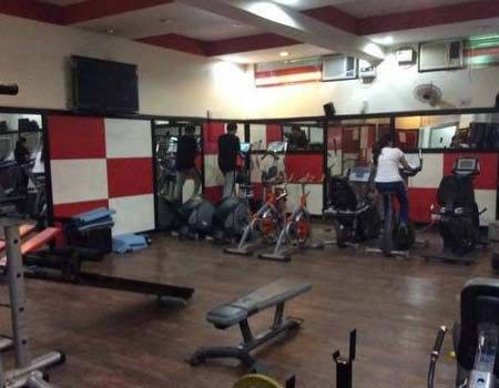 Sweat Zone Sector 51 Noida