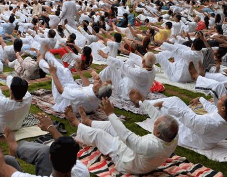 Bharatiya Yog Sansthan Dlf Phase 1