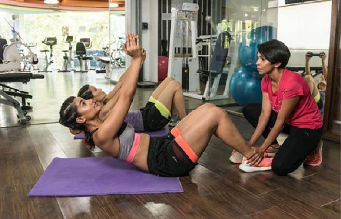 Contours Women's Fitness Studio Velachery