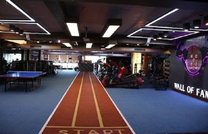 Oxizone Fitness & Spa Vip Road