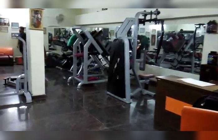Elevation Gym Dlf Phase 2