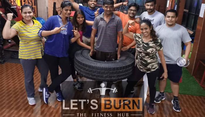 Let's Burn - The Fitness Hub Wadgaon Sheri