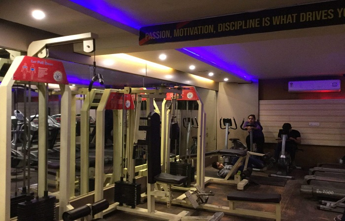 Sculpt Gym Sector 40d