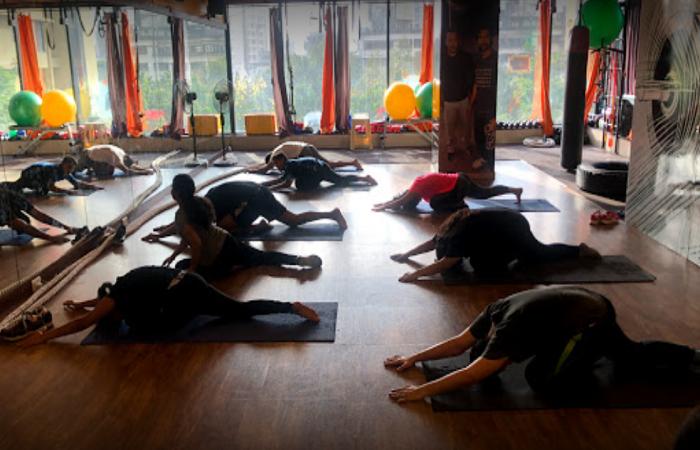 Shapers Dance Fitness Studio Chembur