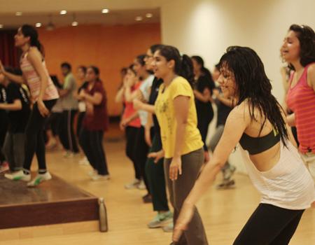 Crush Fitness Madhu Vihar