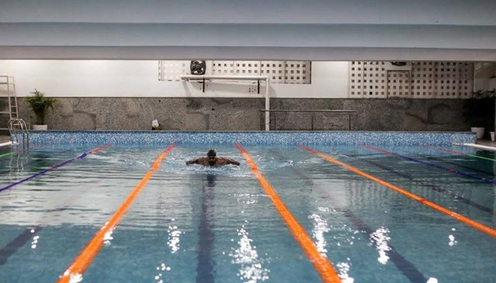Fitso Seals Swimming Academy Delhi International School Sector 18 Dwarka