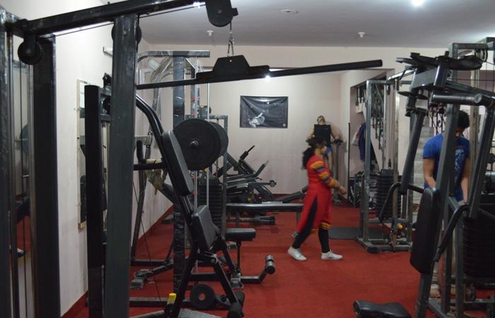 Monster Gym Malviya Nagar