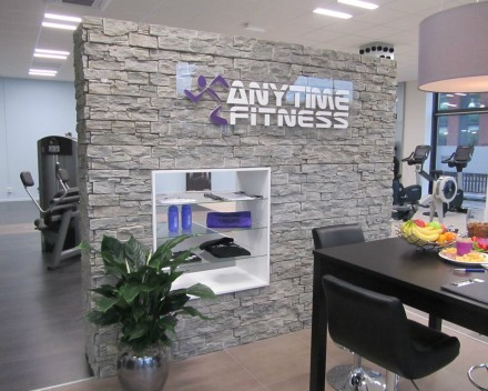 Anytime Fitness Golf Course Noida