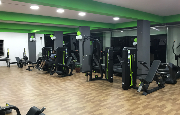 Srx Fitness Studio Vidyaranyapura