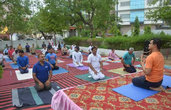 Bhaskar Yoga And Wellness Adarsh Nagar