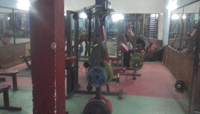 The Ultimate Gym I.n.a