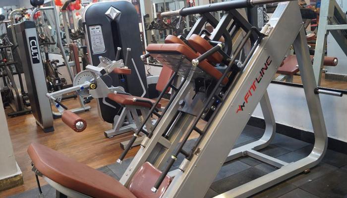 Ckret Fitness Janakpuri