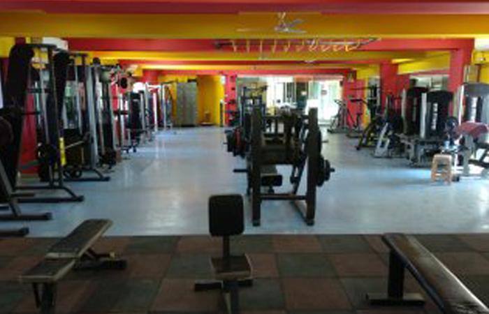 Rama's Fitness Ghatlodiya
