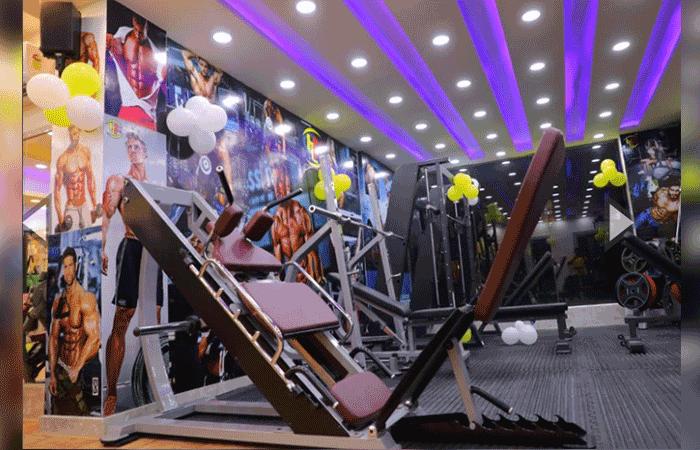 Highline Fitness Rt Nagar