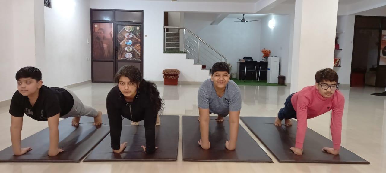 Adishree Yoga And Pranayam Vidyadhar Nagar