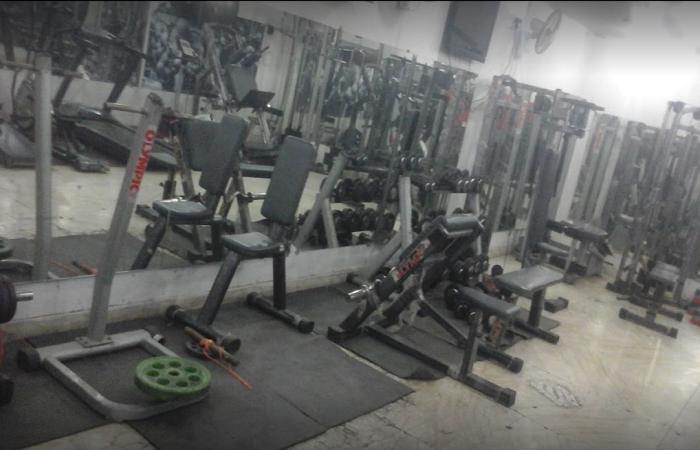 The Iron Club Sector 15 Rohini