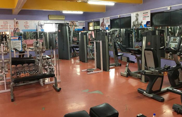 Sl Fitness World Kondhwa