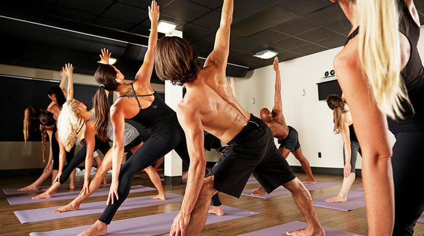 Core Power Yoga Studio Dayal Sir Road