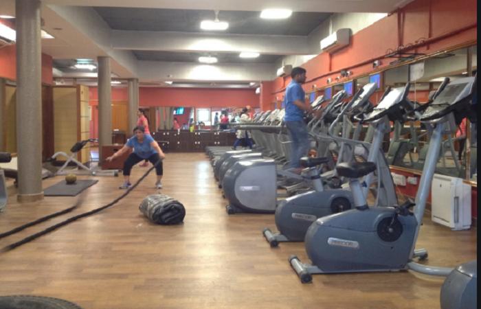 Flexity Gym & Spa Sector 26 East