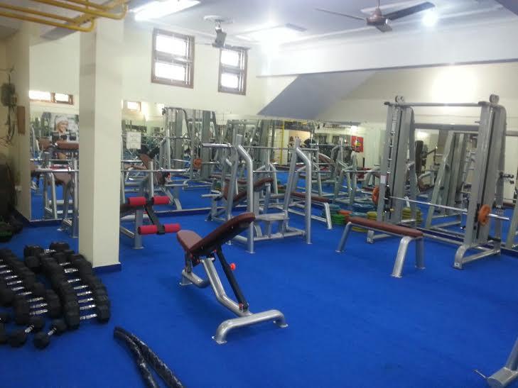 Varun Fitness Garage Shakti Khand 2 Indirapuram