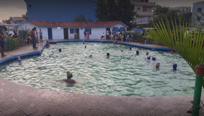 Sri Gayathri Pacific Blue Swimming Pool Kukatpally