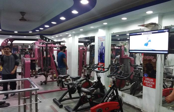 Delhi Health Club Laxmi Nagar