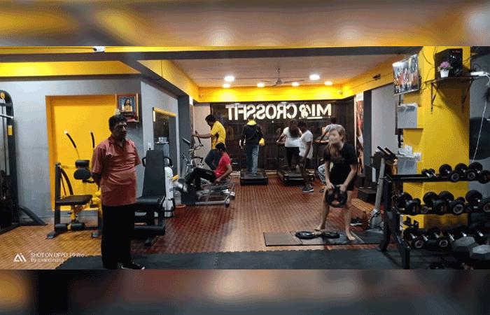 Mi Crossfit Gym Ulsoor