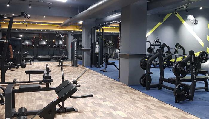 D3 Gym & Spa Nac Manimajra