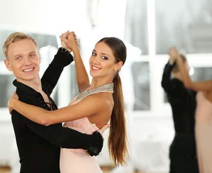 Ballatino Dance Studio South City 1