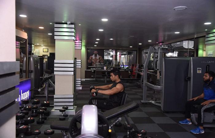 M.s. Fitness Gym Howrah