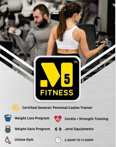 M5 Fitness Mulund East